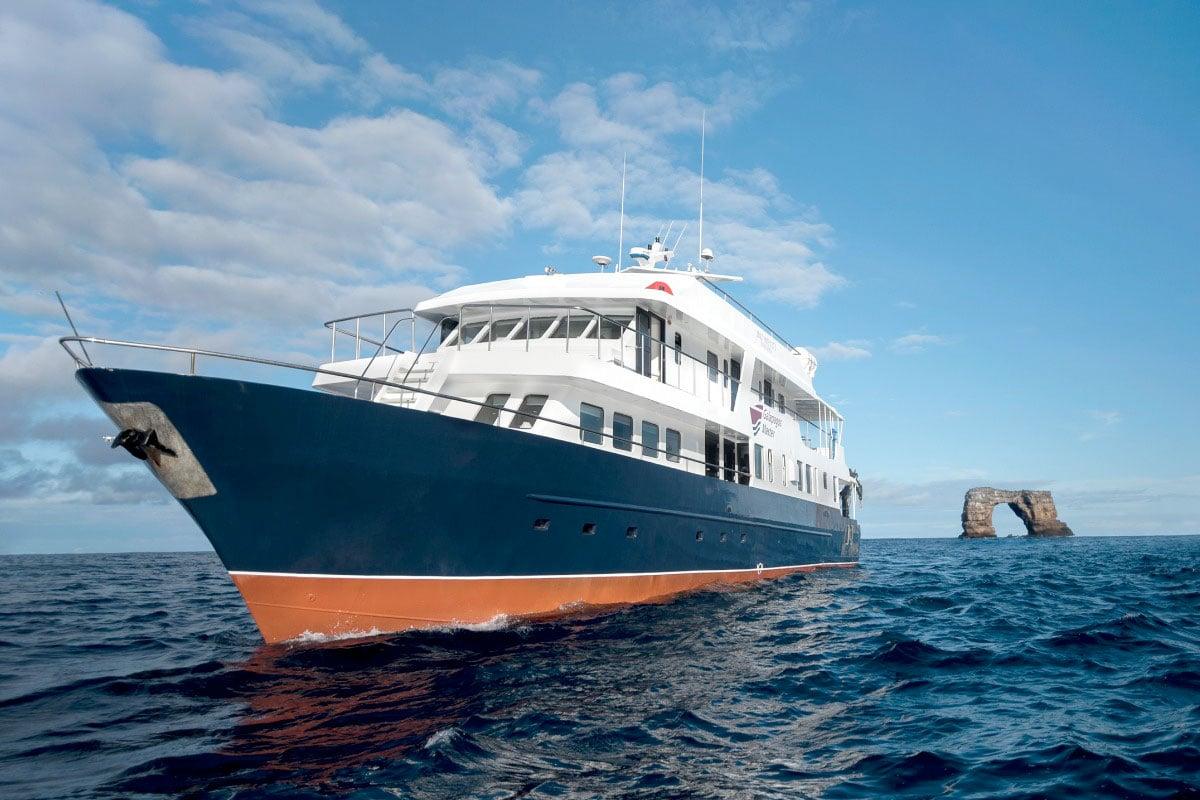 Galapagos Master - Liveaboard Diving the Galapagos Islands