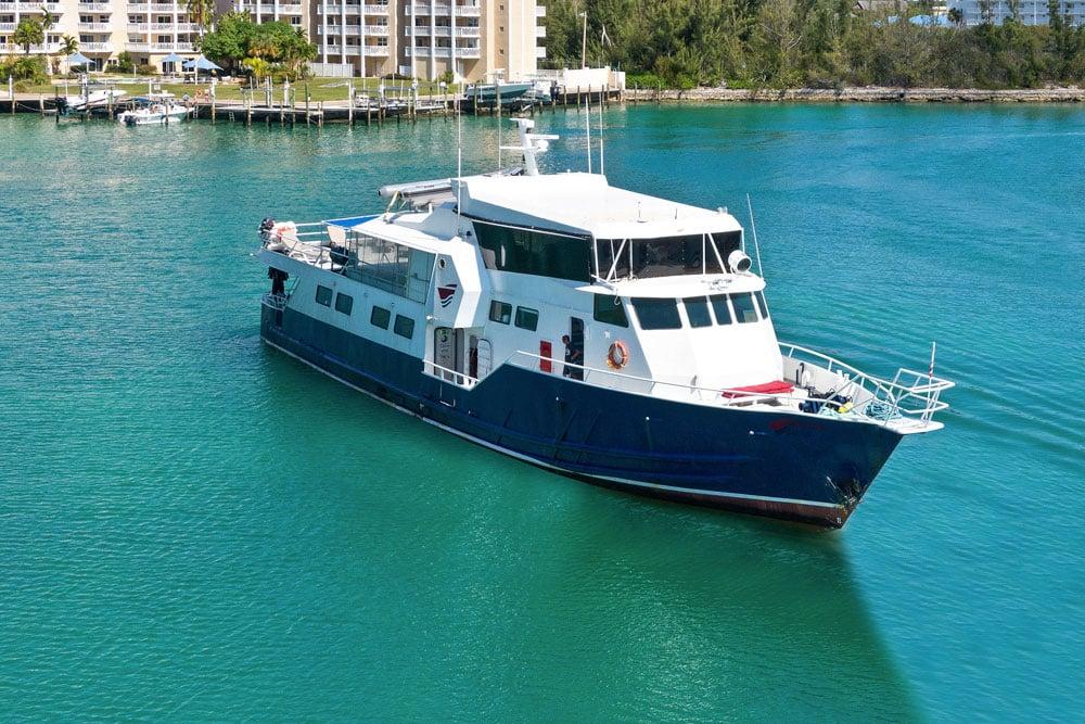 Bahamas Master Liveaboard
