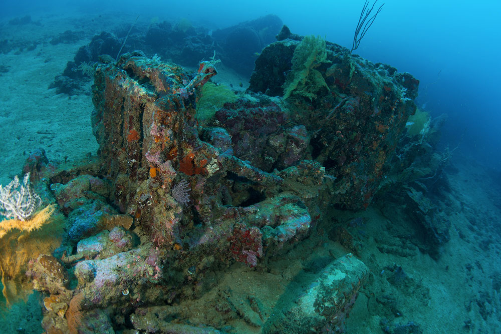 WWII Wreck Week - Solomon Islands