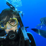 Best hairstyles for diving