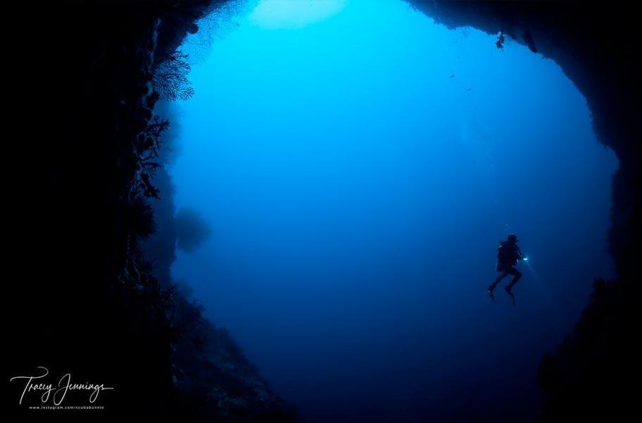 Twin Tunnels - Solomon Islands