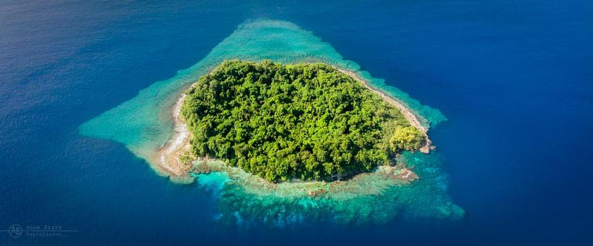 Kitcha Island Solomon Islands