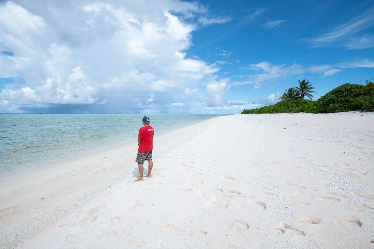 Bikini Island Beach