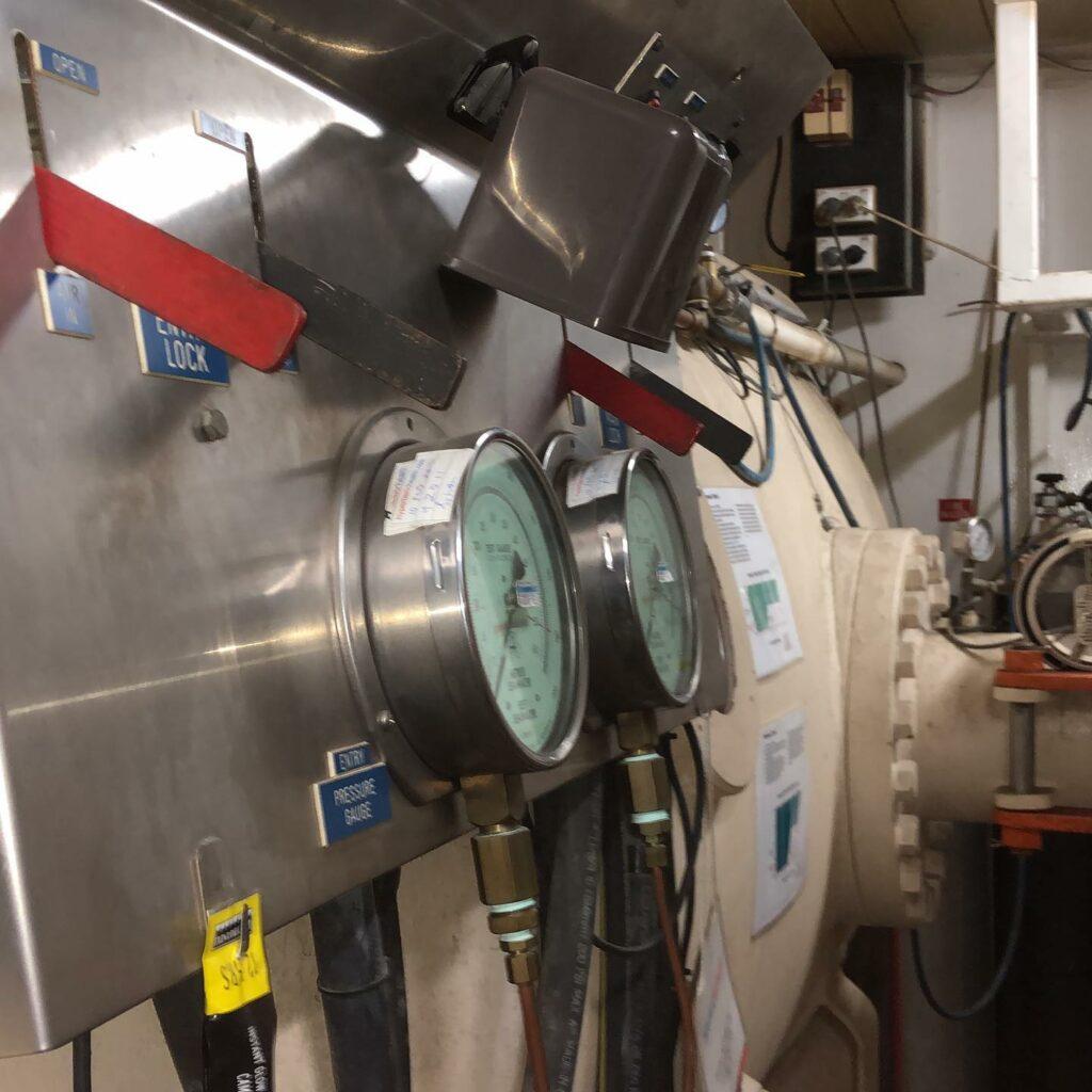 The machinery of Honiara chamber