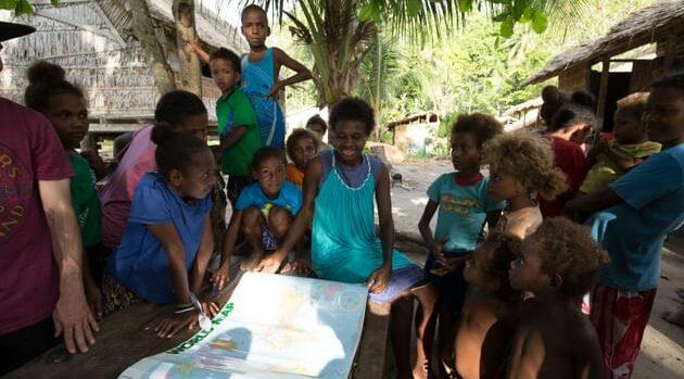 Pack for a purpose - Solomons sschool children