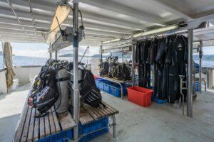 Scuba Diving: How Big is My Tank?