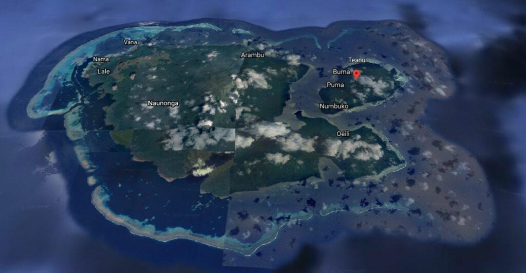 Google Earth image of Watopia