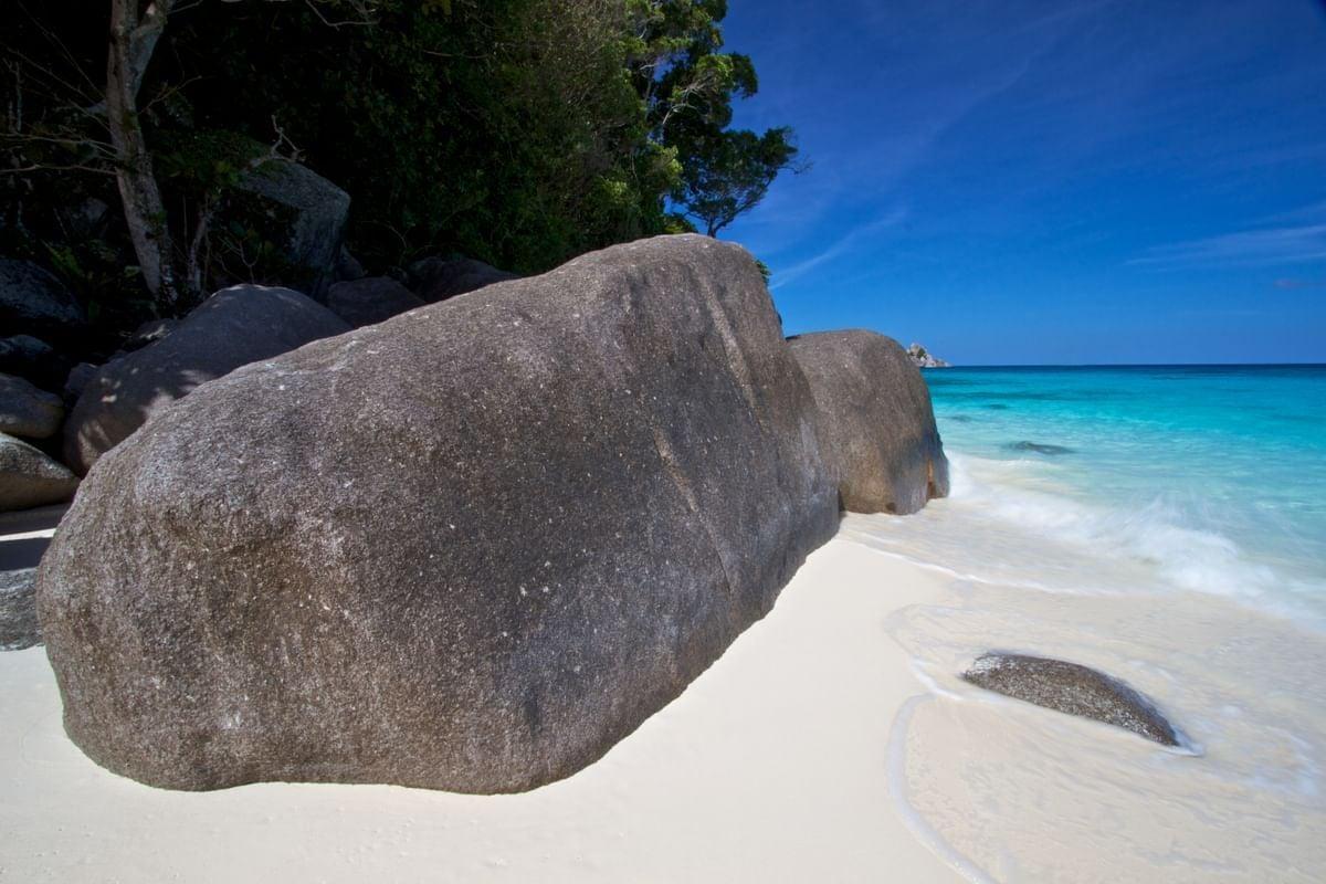 Thailand Marine Parks Similan
